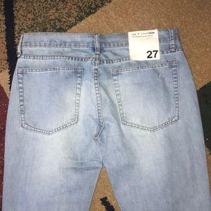 rag & bone Jeans - Women's Rag & Bone Jeans 27 skinny boyfriend NWOT